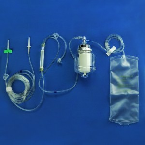 Factory supplied Disposable A. V. Fistula Needle Set -