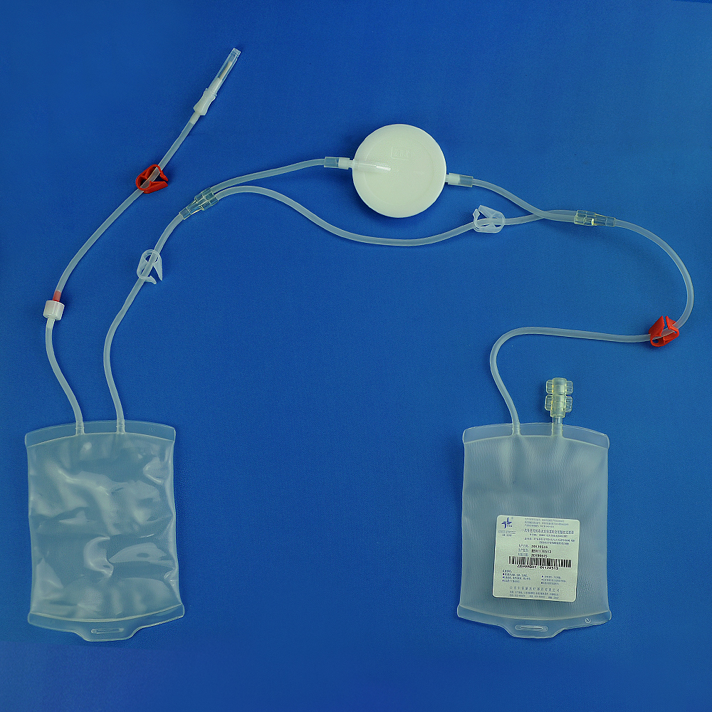 China Gold Supplier for Pvc Blood Bag Manufactures -